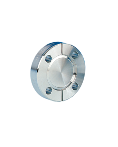 """110005, 2.125"""" (DN25CF 54 mm) , ConFlat Flange, Non-Rotatable, Blank, Clearance, 304ss"""