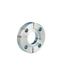 """110006, DN25CF, 54mm (17.5mm x 19.3mm), 2.125"""" (0.69"""" x 0.76"""") Del-Seal Mini ConFlat Flange, Non-Rotatable, Clearance, 304ss"""