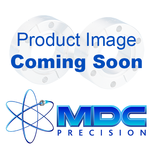 Gate Valve, NW80, HV, Pneumatic, Metric