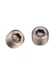 "1/8""-27 NPT Stainless Steel Plug"
