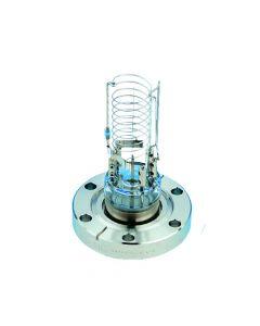 "Twin Iridium Filament, 2.75"" UHV Gauge Tube"