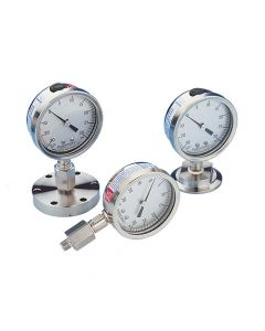 Vacuum Gauge, NW50, Flange