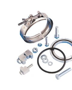 540002, Banded Clamp, NW63
