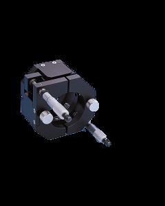 "Single Axis Standard Gimbal, 4.47"" ID, Micrometer"