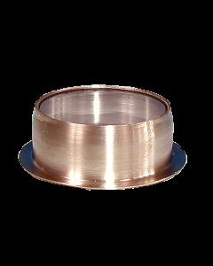 "UV Grade Sapphire viewport, 0.750"" Lens, KOVAR-Weldable"