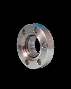"UV Grade Sapphire viewport, 0.625"" Lens, 1.33"" Conflat Flange"