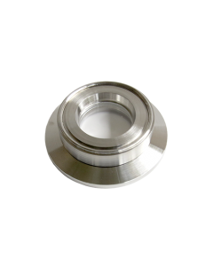 9793054, Extended Range Viewport (ERV), Magnesium Fluoride (MgF2), 1.0inch (25.4mm) Lens, K150 KF (DN40 KF) Kwik Flange