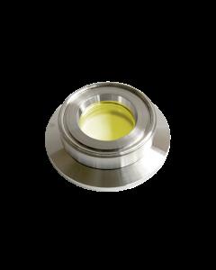 9793884, Extended Range Viewport (ERV), Zinc Selenide (ZnSe), 1.0inch (25.4mm) Lens, K150 KF (DN40KF) Kwik Flange